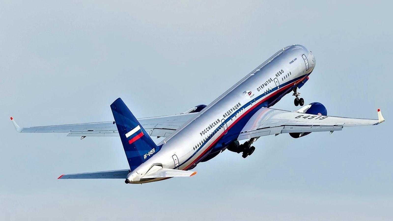 Nga có thể rút khỏi Hiệp ước Bầu trời Mở trước mùa hè năm nay