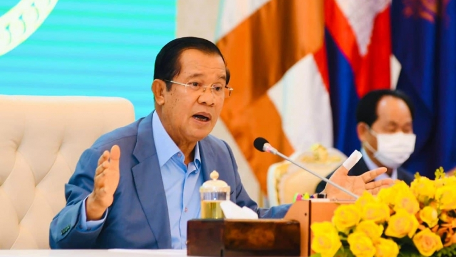 Lo ngại Covid-19, Campuchia đóng cửa trường học ở thủ đô Phnom Penh và tỉnh Kandal