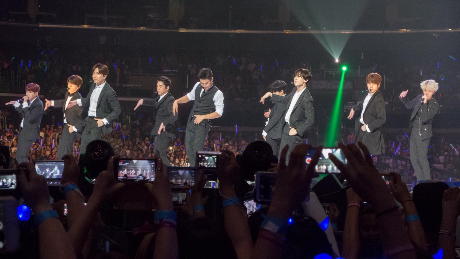 Bị truy thu thuế 18 triệu USD, công ty chủ quản của BoA, Super Junior sẽ kháng nghị