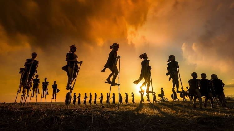 Vietnamese photographer wins gold prize at TIFA photo contest