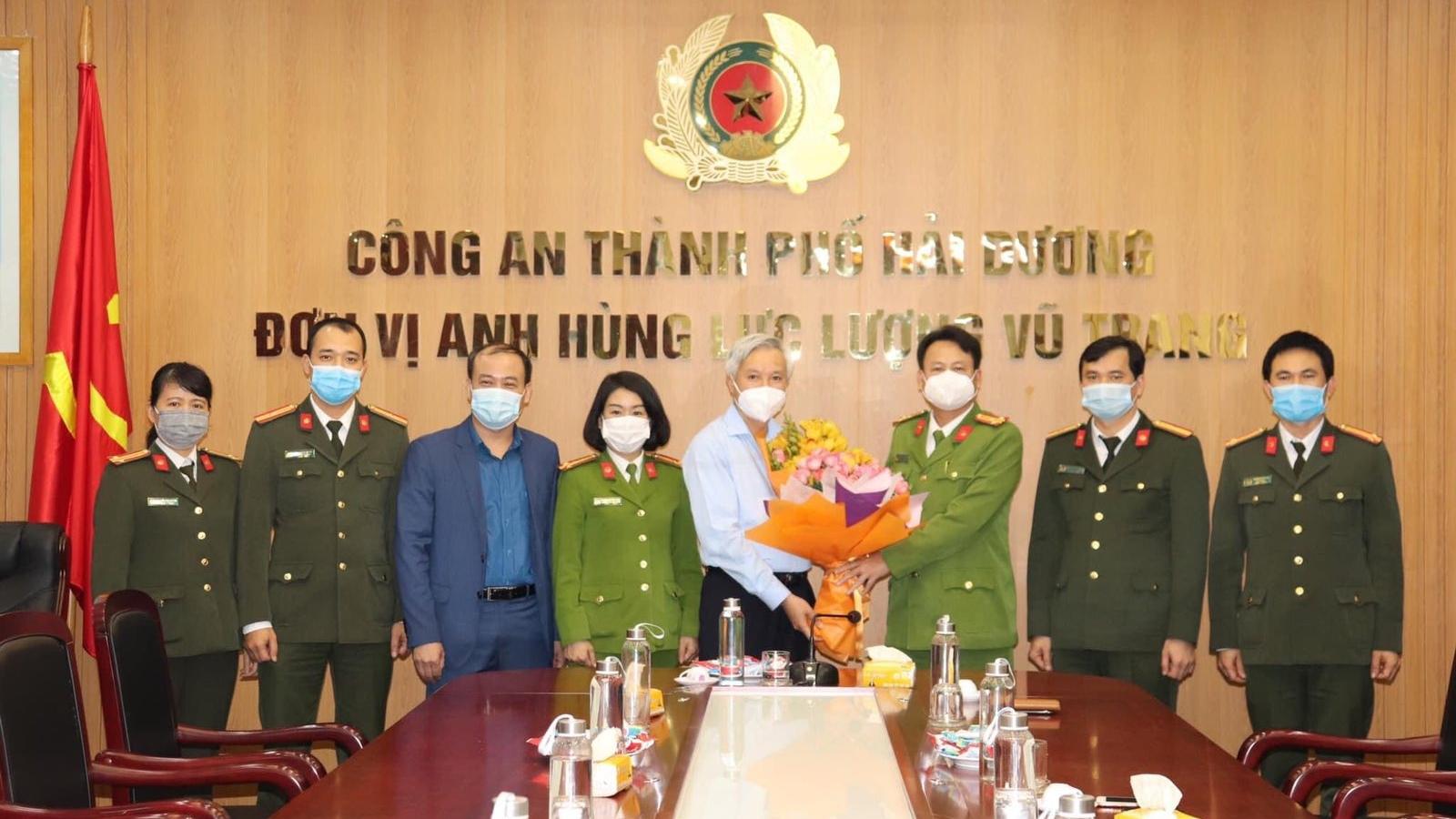 Khởi tố vụ án làm lây landịch bệnh Covid-19 ở thành phố Hải Dương