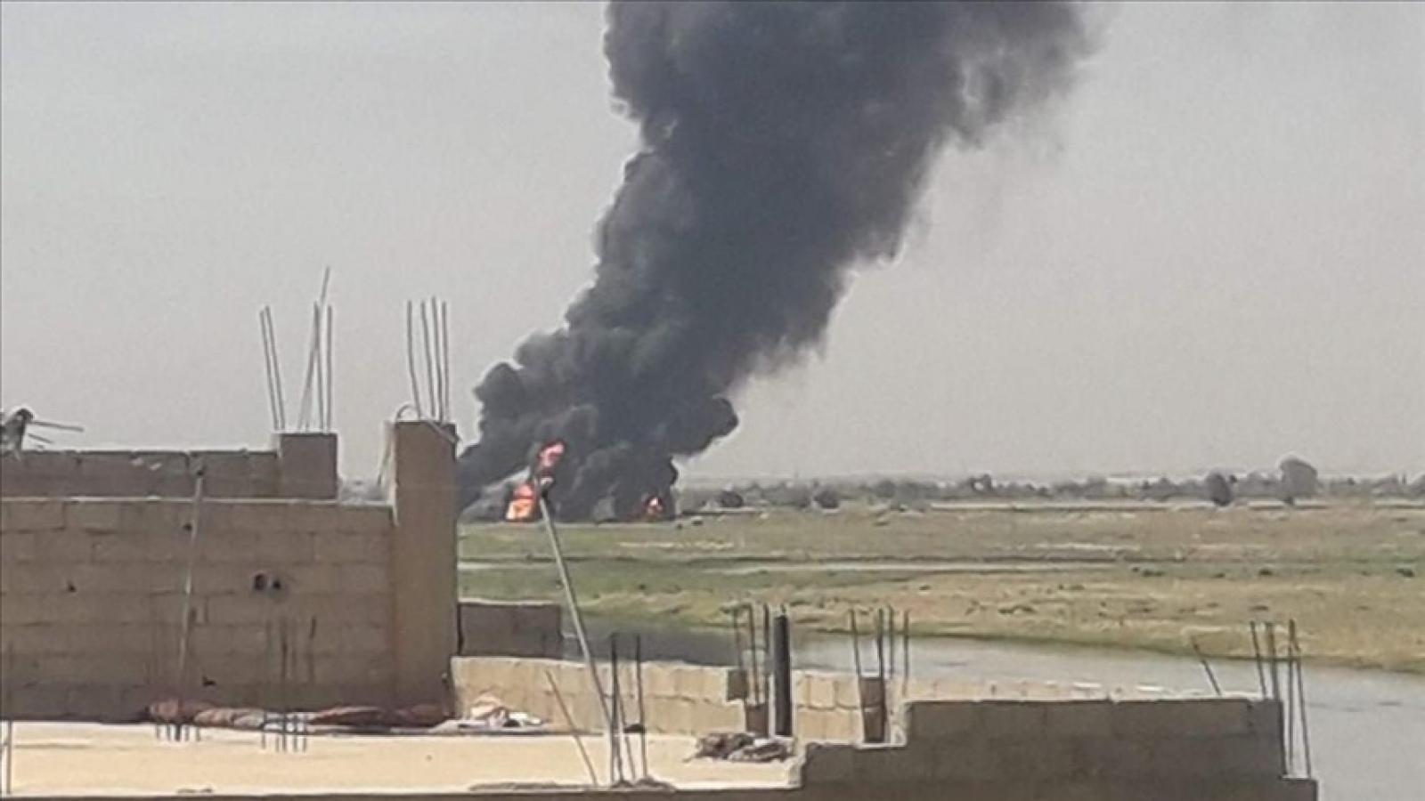 Cộng đồng thế giới lên án các vụ tấn công của Mỹ vào Syria