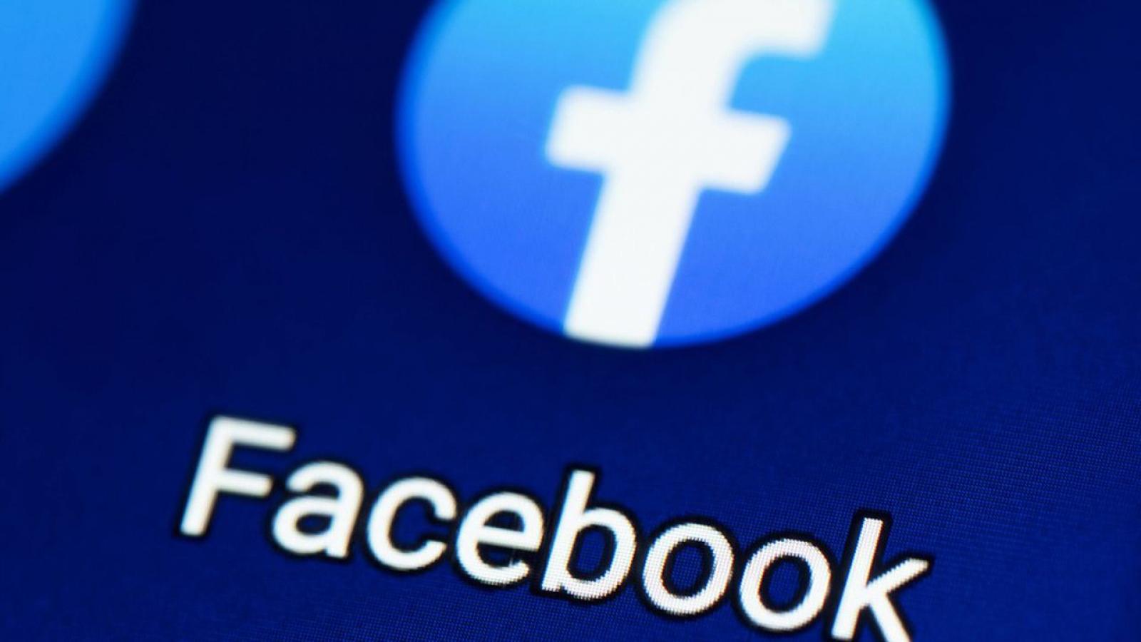 Anh chỉ trích hành động của Facebook tại Australia