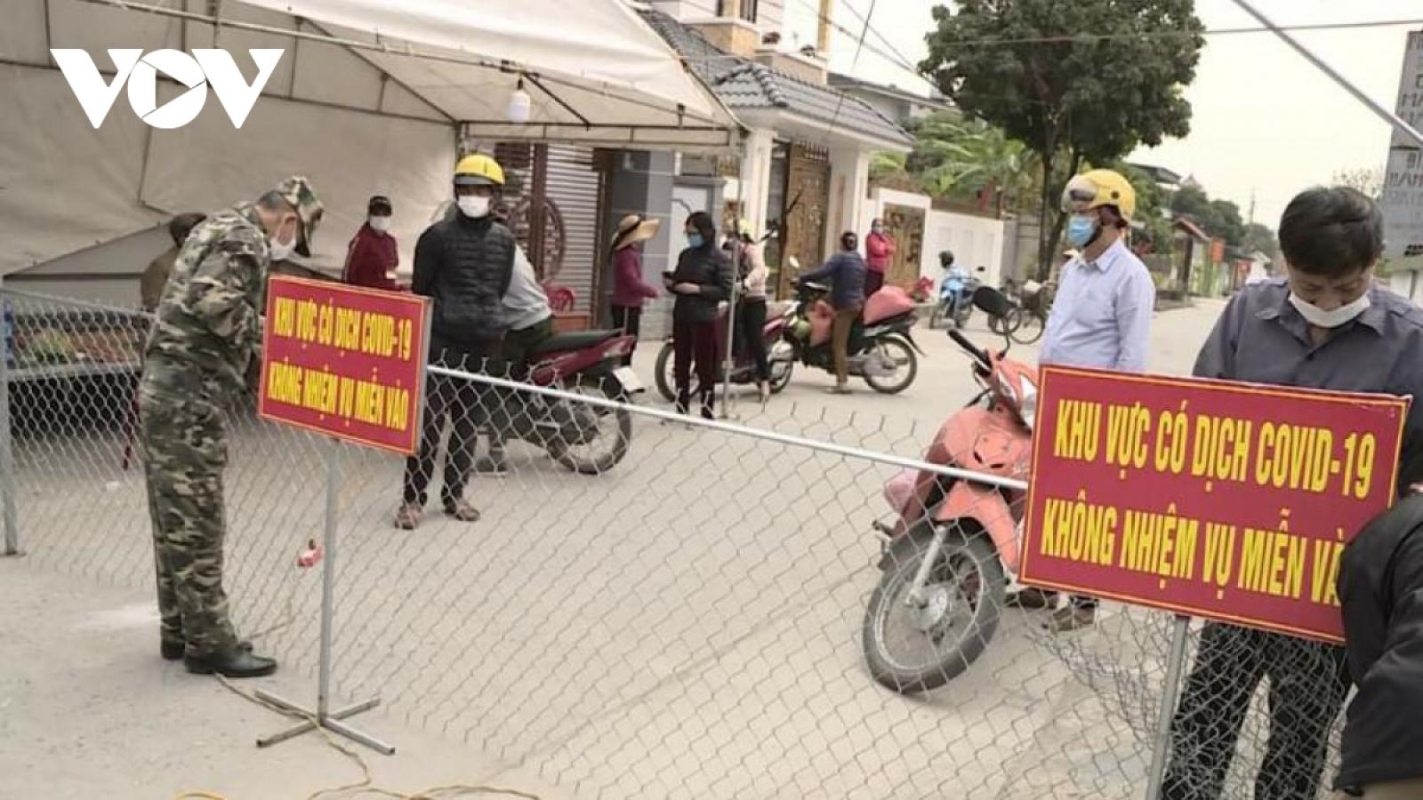Quảng Ninh xử phạt 125 triệu đồng với nhóm người trốn khai báo y tế