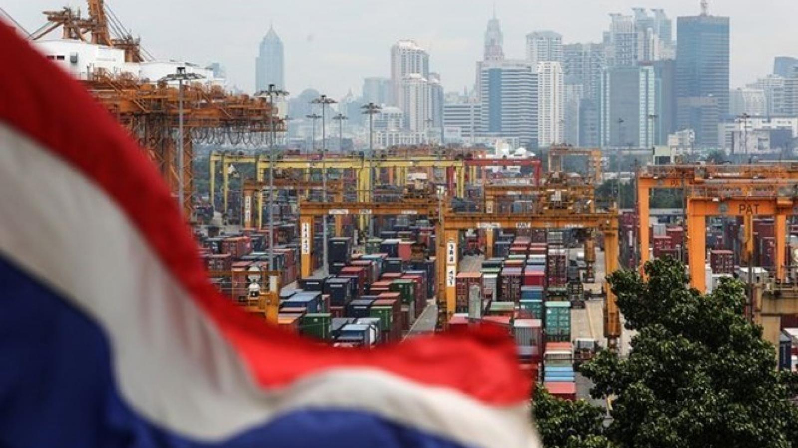 Thái Lan có thể chịu thiệt hại trong thương mại biên giới với Myanmar