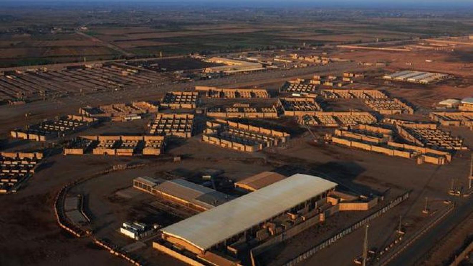 Thêm một vụ tấn công tên lửa vào căn cứ không quân tại Iraq