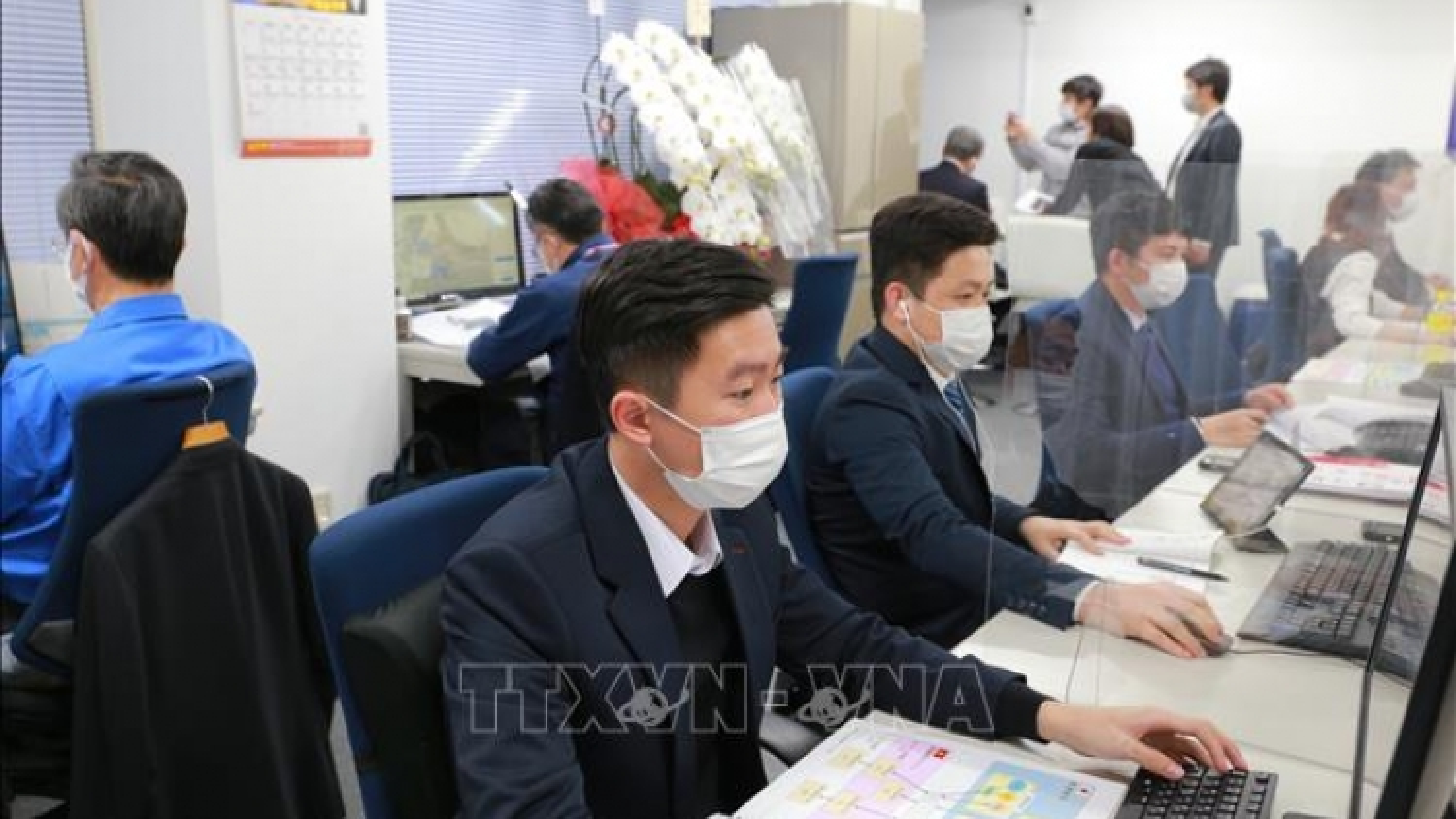 Dentsu Japan commends Vietnamese engineers for skills, attitude