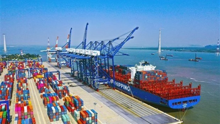 Cargo throughput at sea ports posts positive growth in January