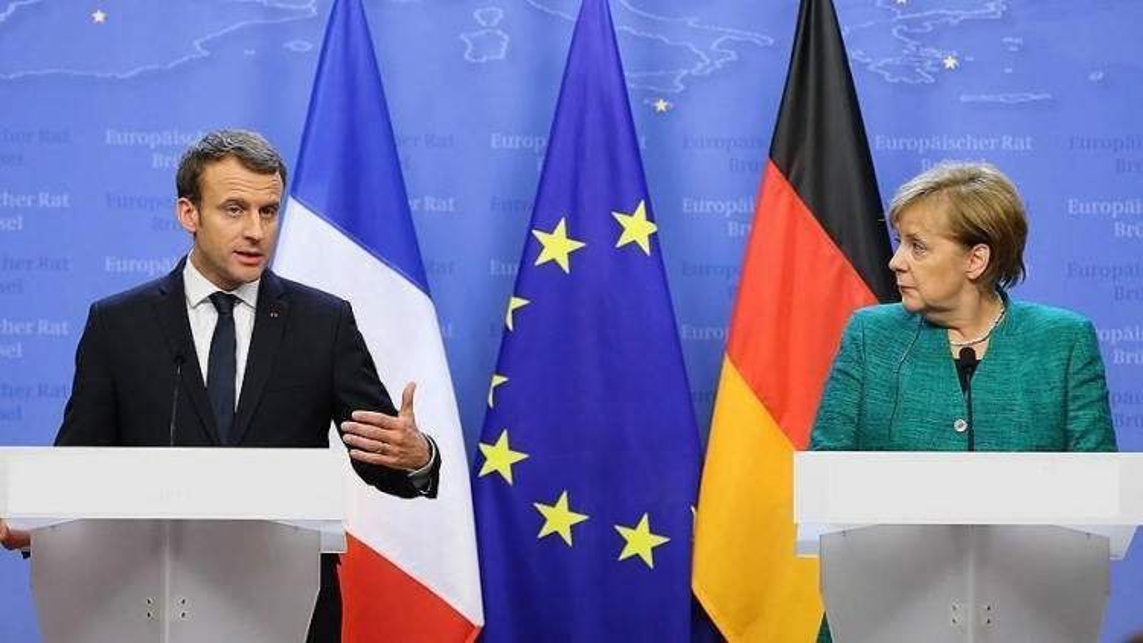 Đức-Pháp cam kết tiếp tục tăng ngân sách quốc phòng, tin tưởng NATO