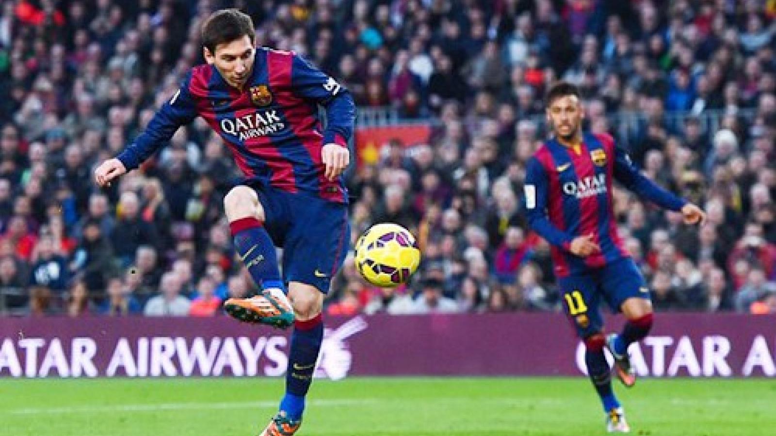 """Ngày này năm xưa: Messi lập """"siêu kỷ lục"""" ở La Liga"""