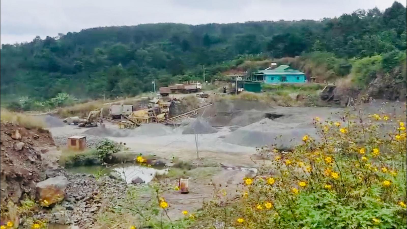 Truy tố giám đốc công ty khai thác đá trốn thuế ởĐắk Nông