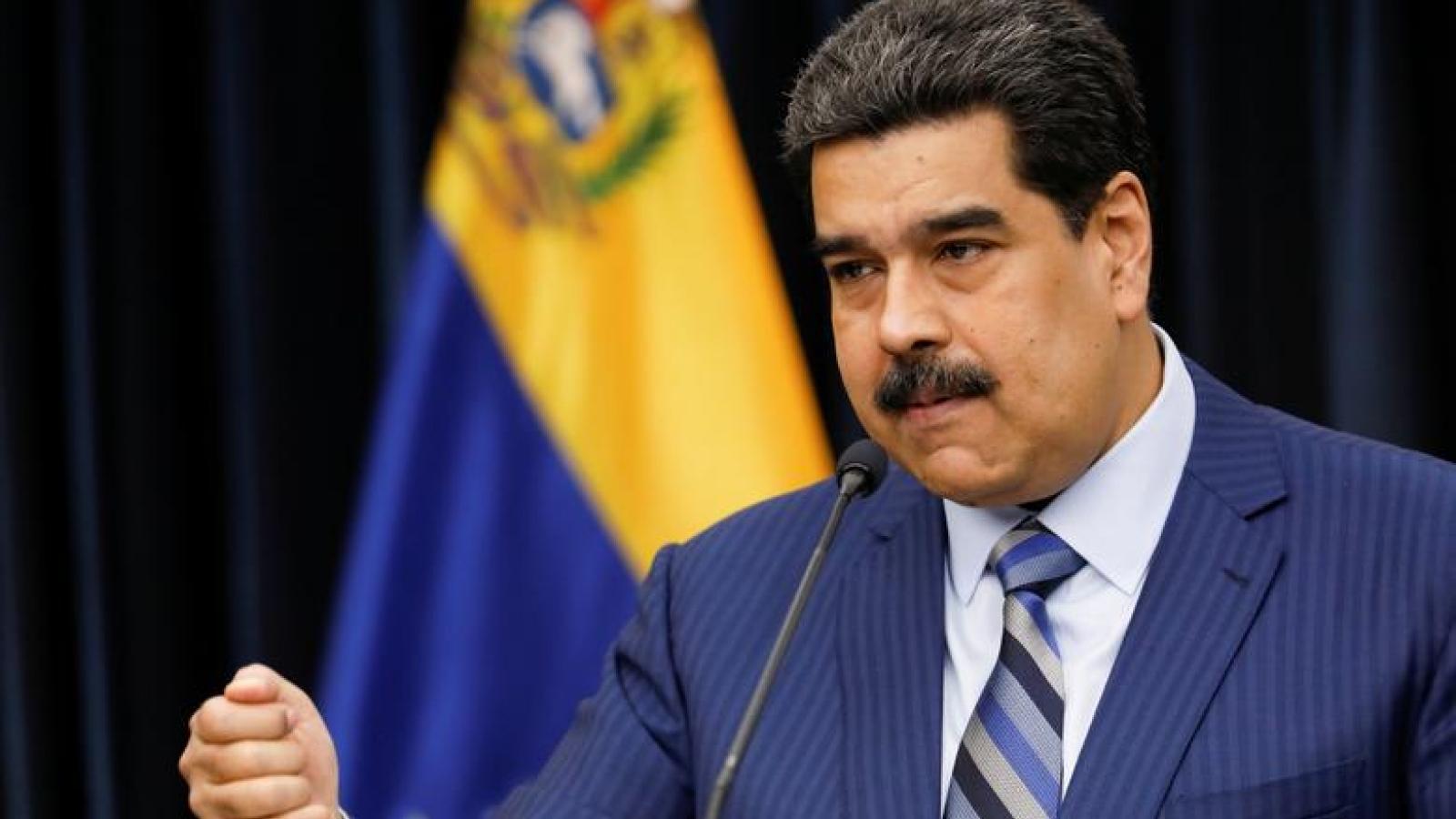 Quốc hội Venezuela đề xuất Tổng thống xem xét trục xuất Trưởng phái đoàn EU
