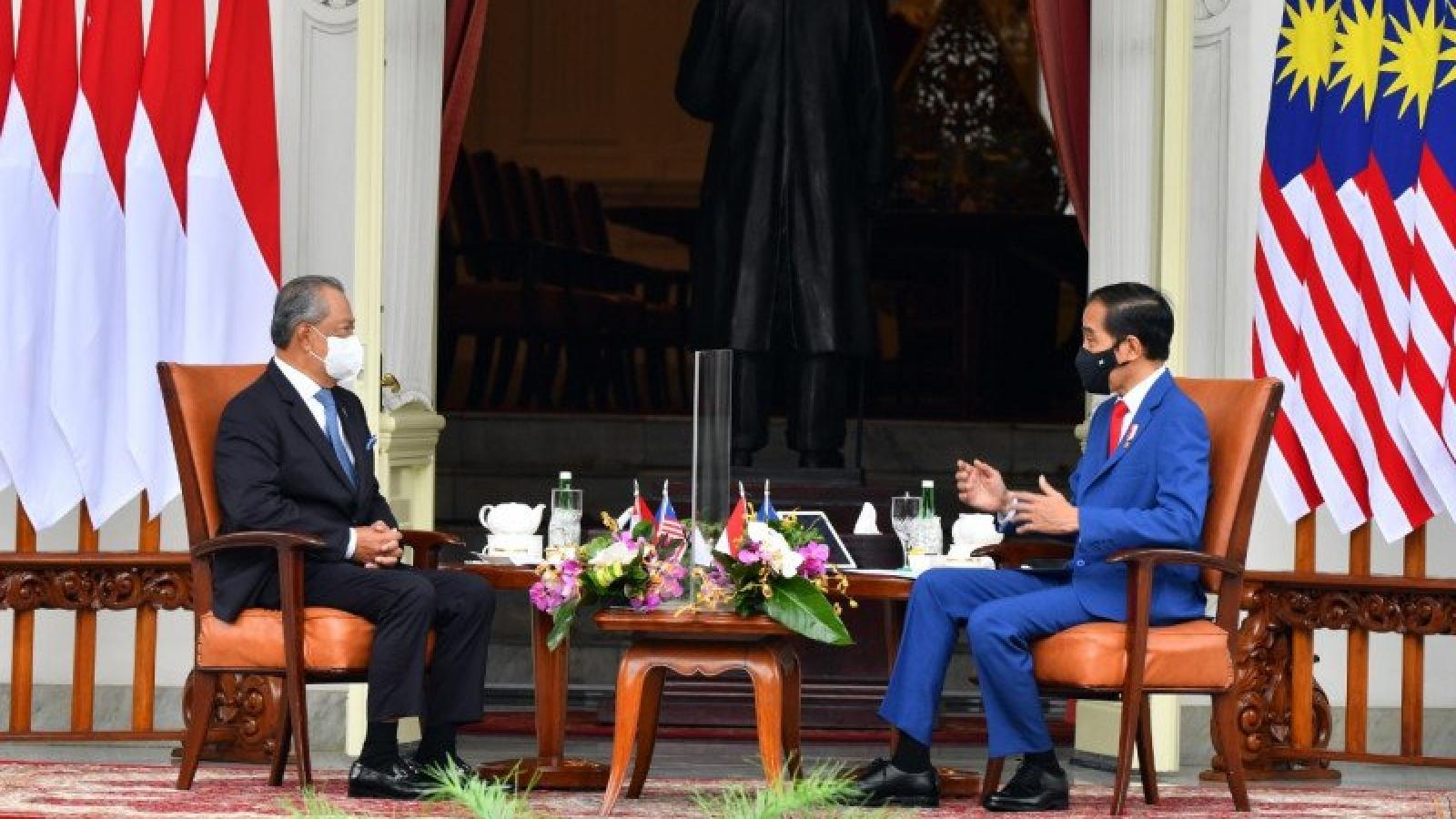 Indonesia và Malaysia kêu gọi tuân thủ luật pháp trên Biển Đông