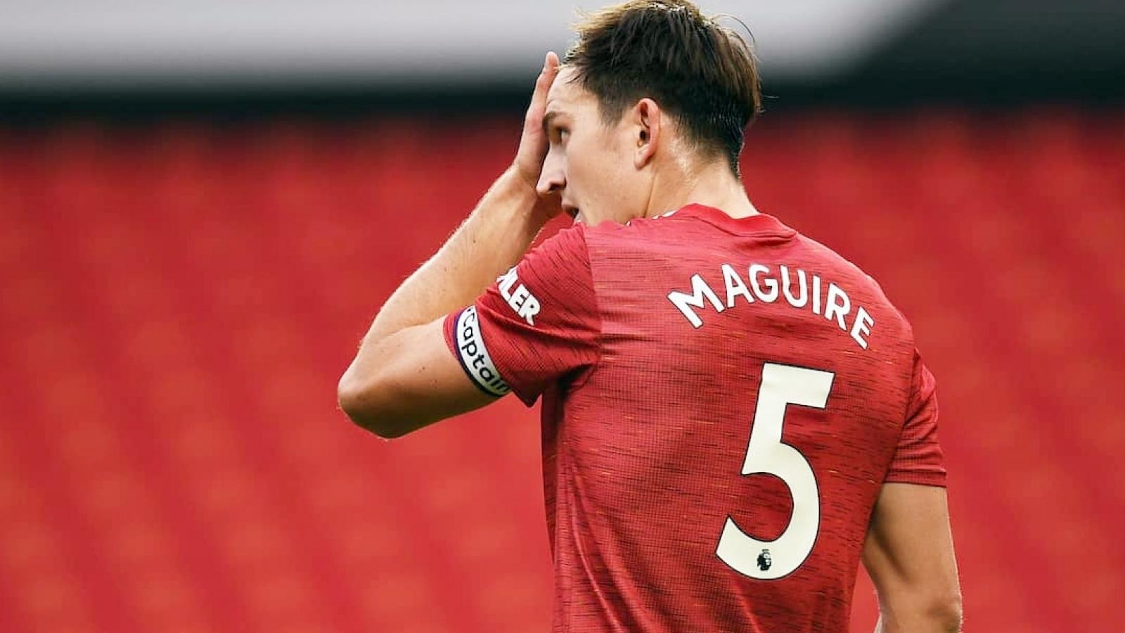 MU cần một trung vệ giỏi nếu muốn vô địch Ngoại hạng Anh