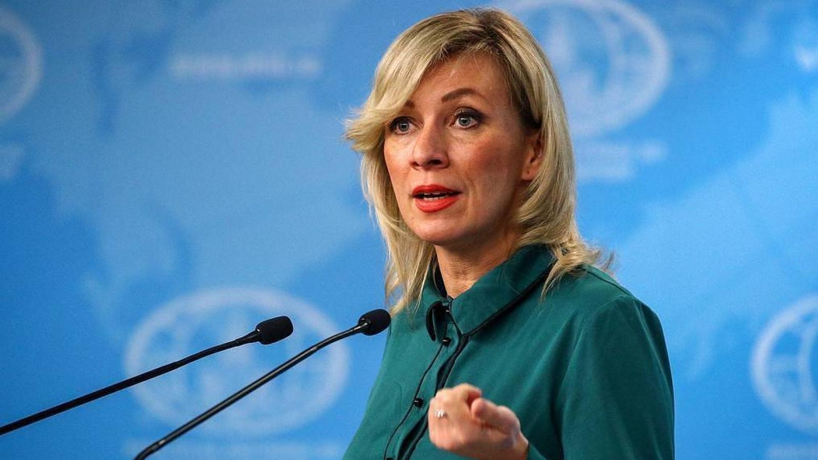 Nga cảnh báo nước ngoài không can thiệp vụ xét xửNavalny