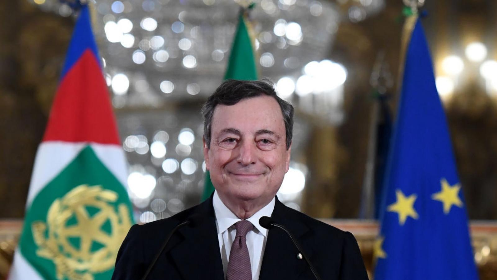 Tân Thủ tướng Italy vượt qua cuộc bỏ phiếu tín nhiệm tại Thượng viện