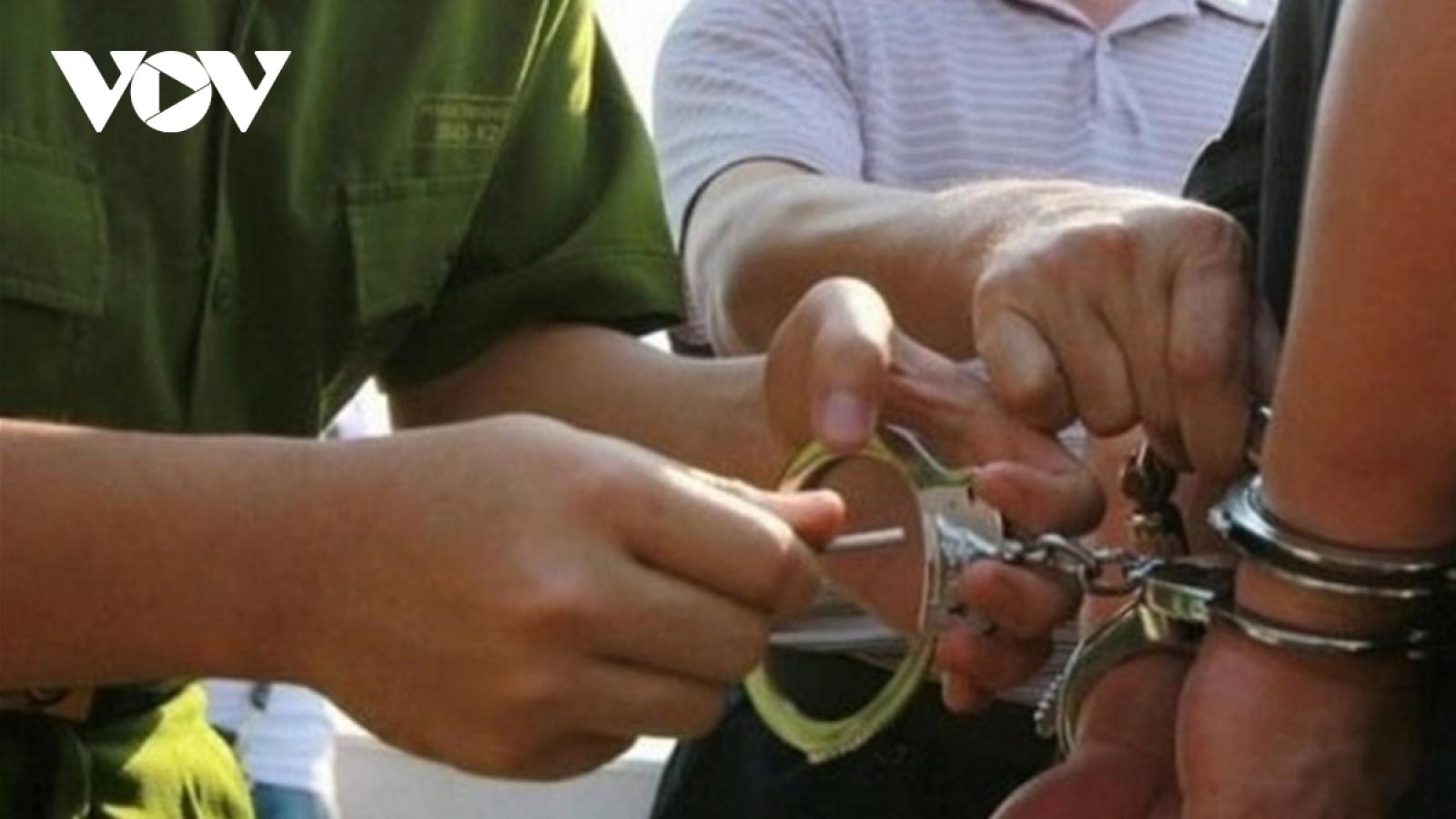 Bắt tạm giam cán bộ xã do sai phạm trong quản lý đất đai