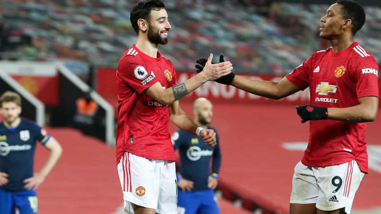 MU 9-0 Southampton: Không tưởng!