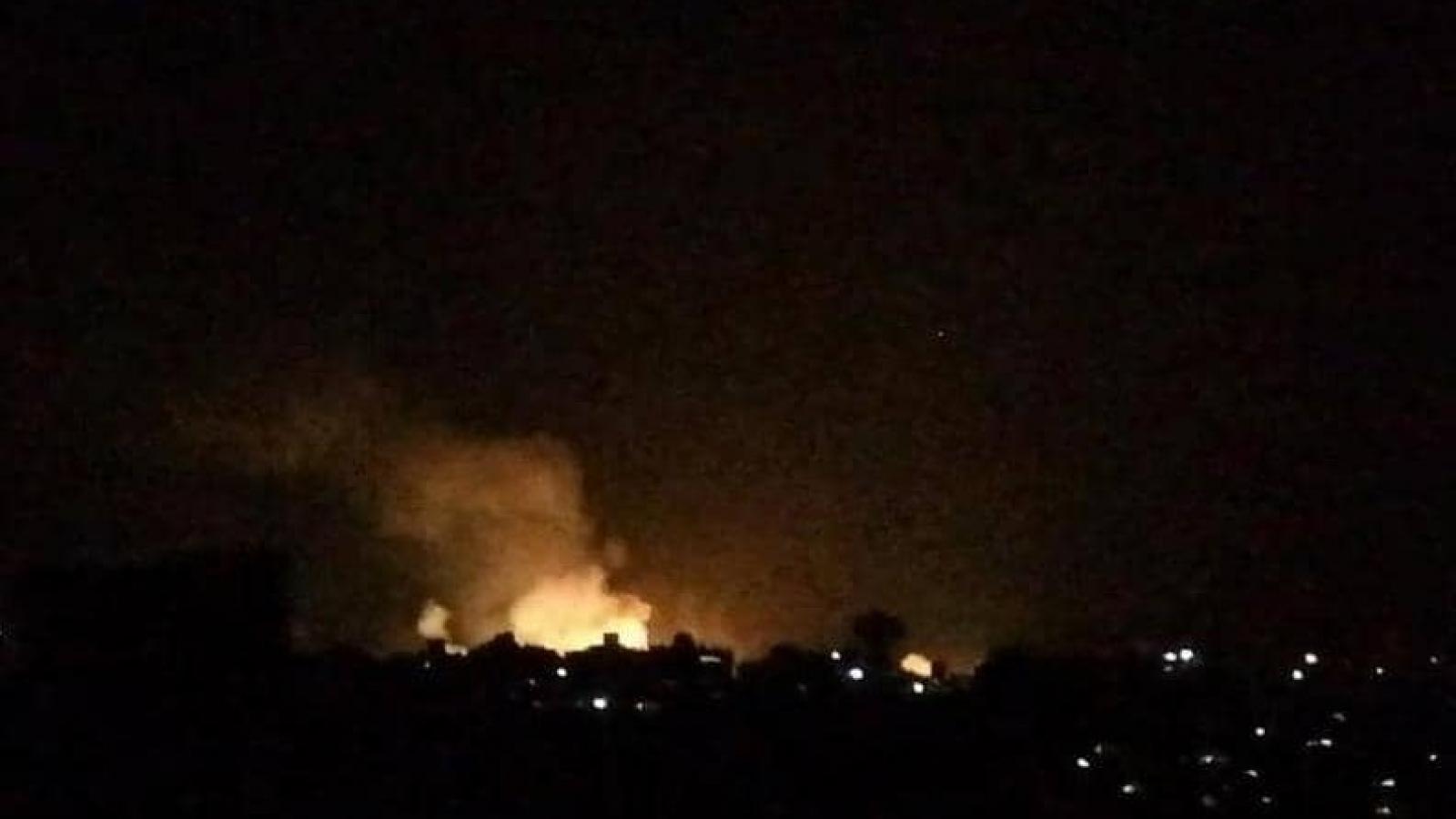 Mỹ không kích Syria, 22 tay súng thiệt mạng