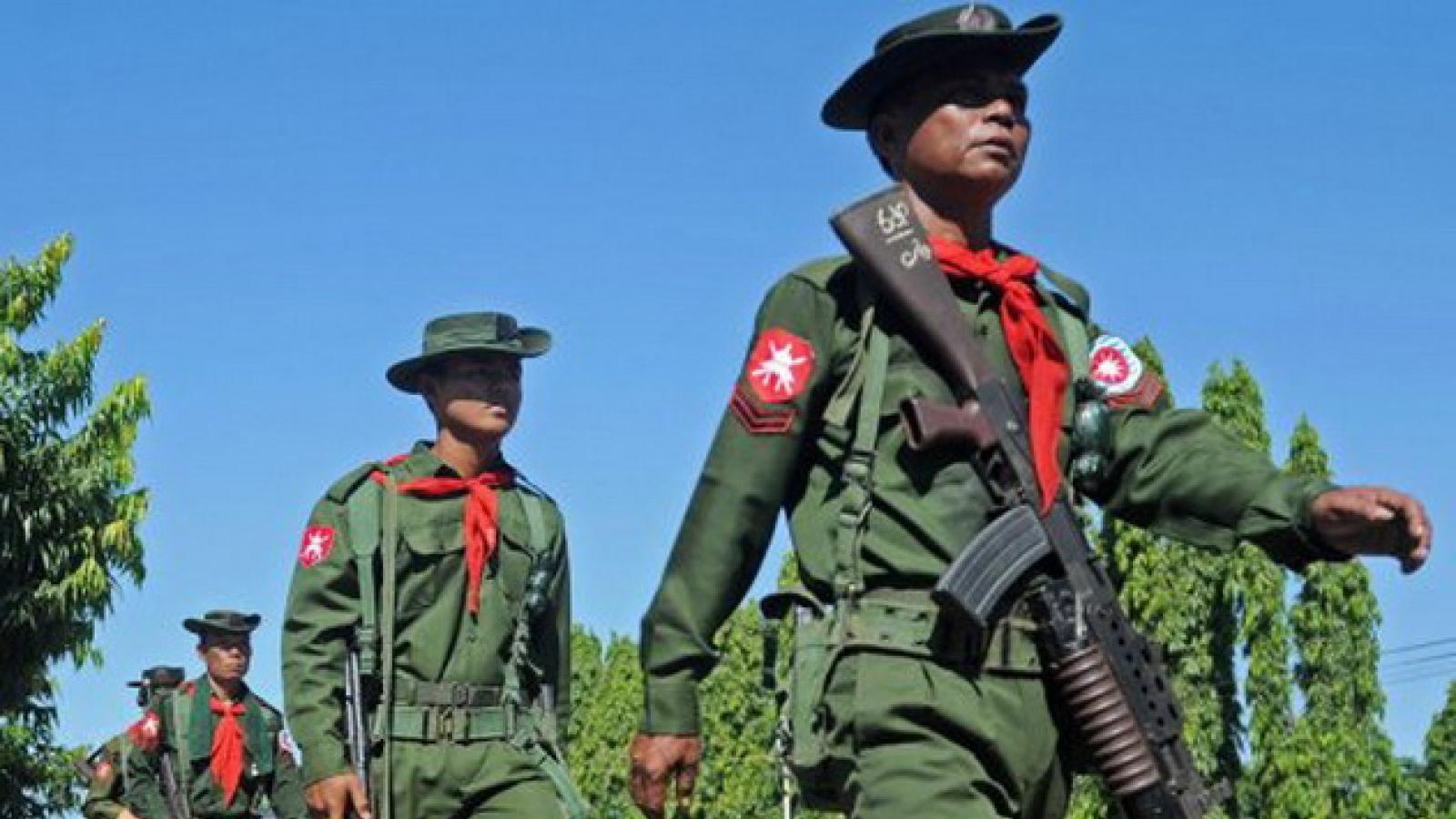 Phản ứng của quốc tế sau vụ bắt giữ các nhà lãnh đạo dân sự Myanmar