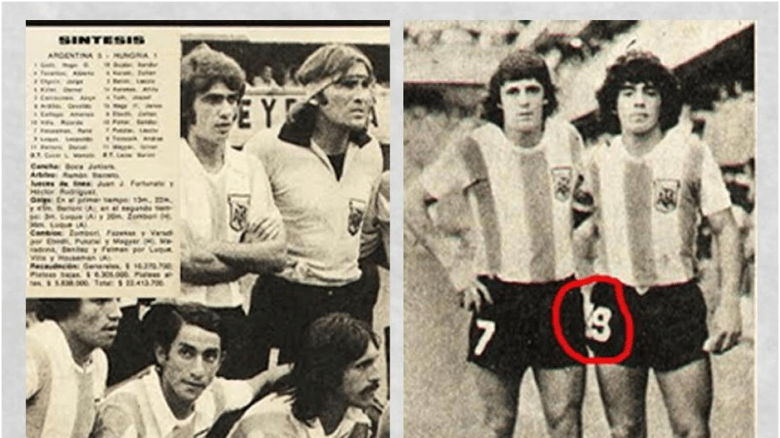 Ngày này năm xưa: Huyền thoại Maradona ra mắt ĐT Argentina