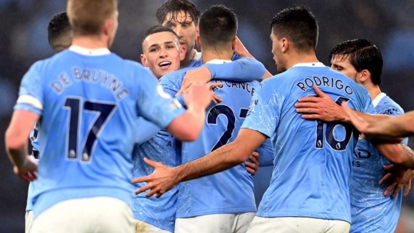 Lịch thi đấu bóng đá hôm nay (27/2): Man City có trận thắng thứ 20 liên tiếp?