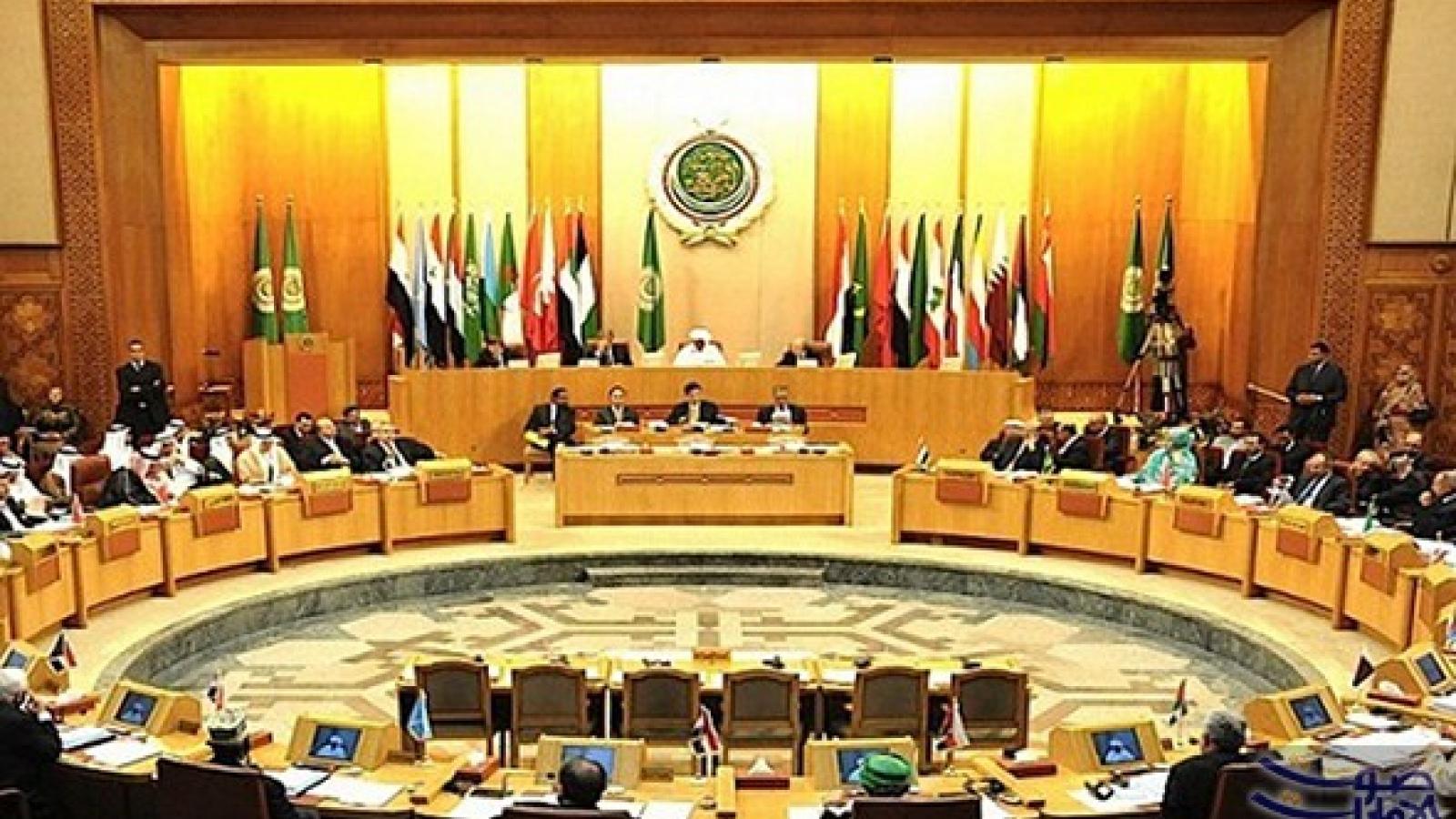 Các nước Arab bác bỏ mọi biện pháp đơn phương của Israel đối với người Palestine