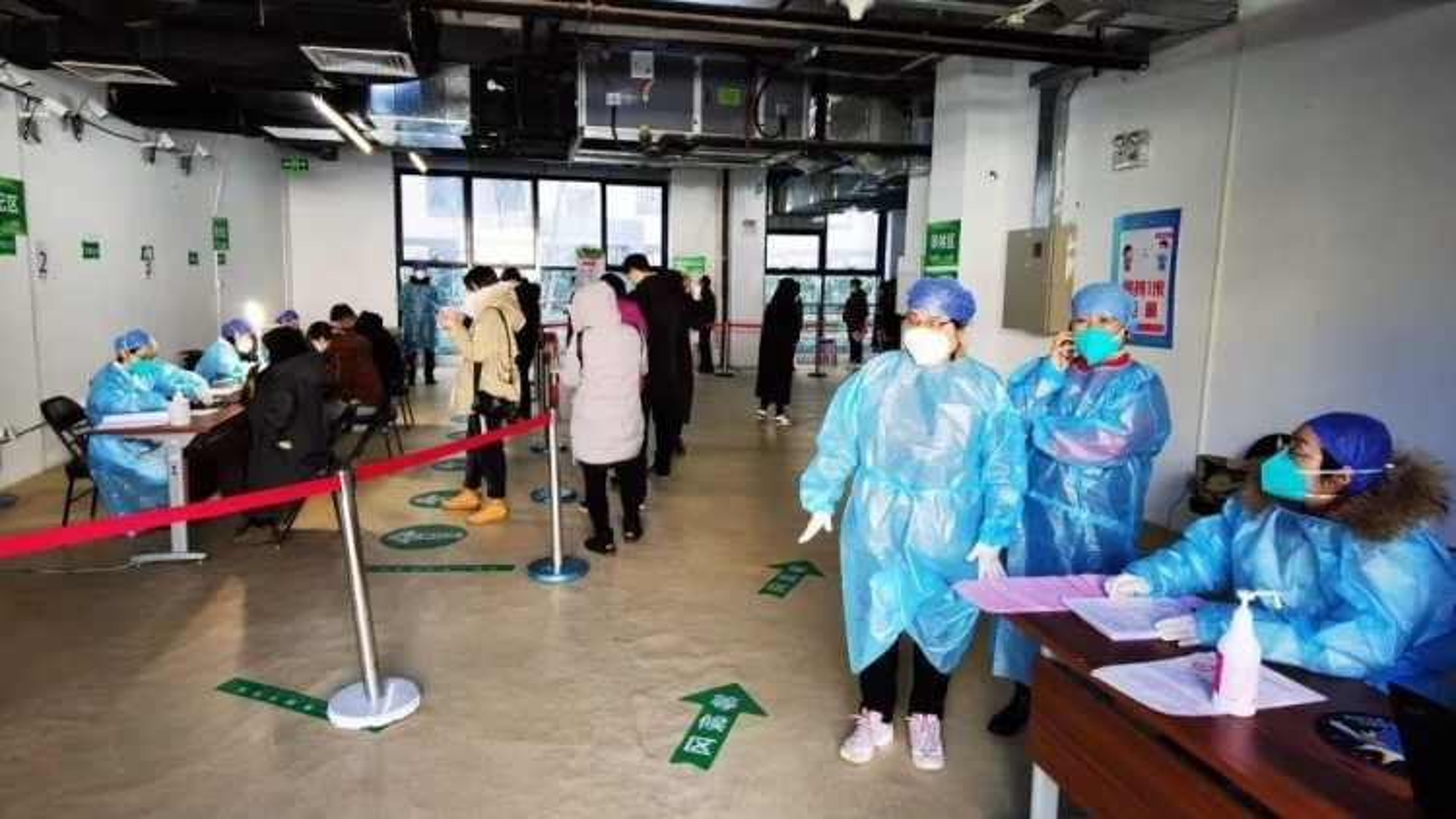 Bắc Kinh (Trung Quốc) tiến hành tiêm vaccine ngừa Covid-19 cho người dân trên quy mô lớn