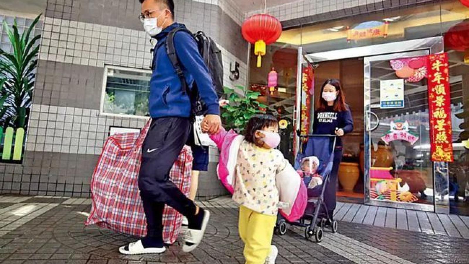 Hong Kong, Trung Quốc kéo dài các biện pháp giãn cách xã hội đến mùng 6 Tết Tân Sửu