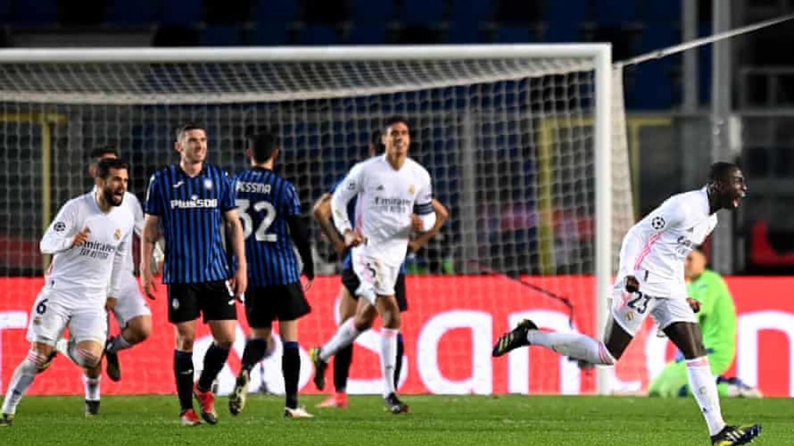 Người hùng giúp Real Madrid thắng Atalanta từng suýt phải cưa chân