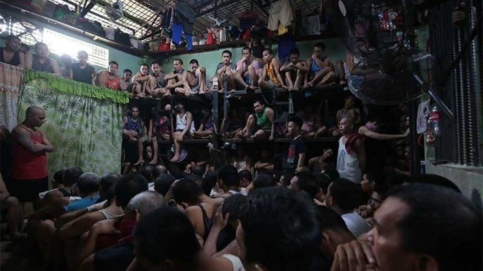 Philippines thả tự do cho hơn 120.000 tù nhân trong bối cảnh đại dịch