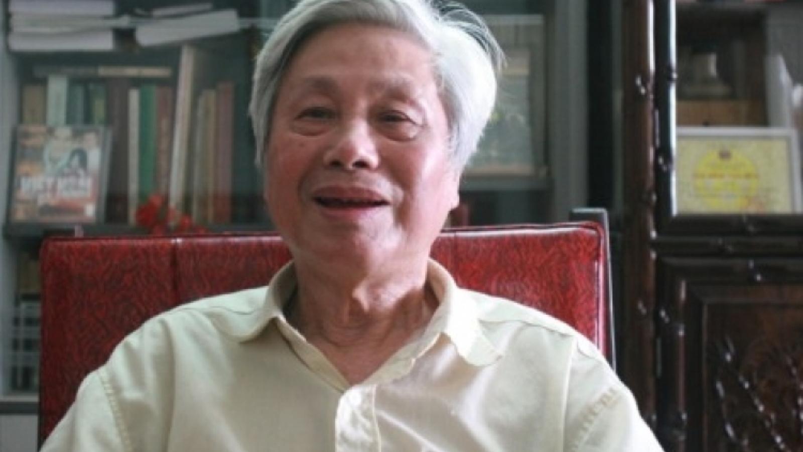Nhạc sĩ Hồ Bắc qua đời ở tuổi 92
