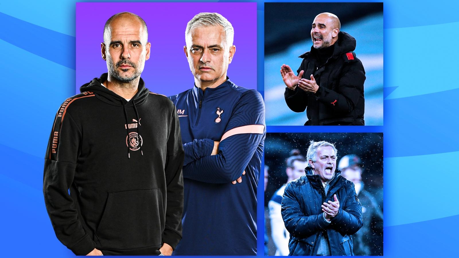 """Thời cơ đã chín muồi, Pep Guardiola sẽ """"giải hạn"""" trước Jose Mourinho?"""