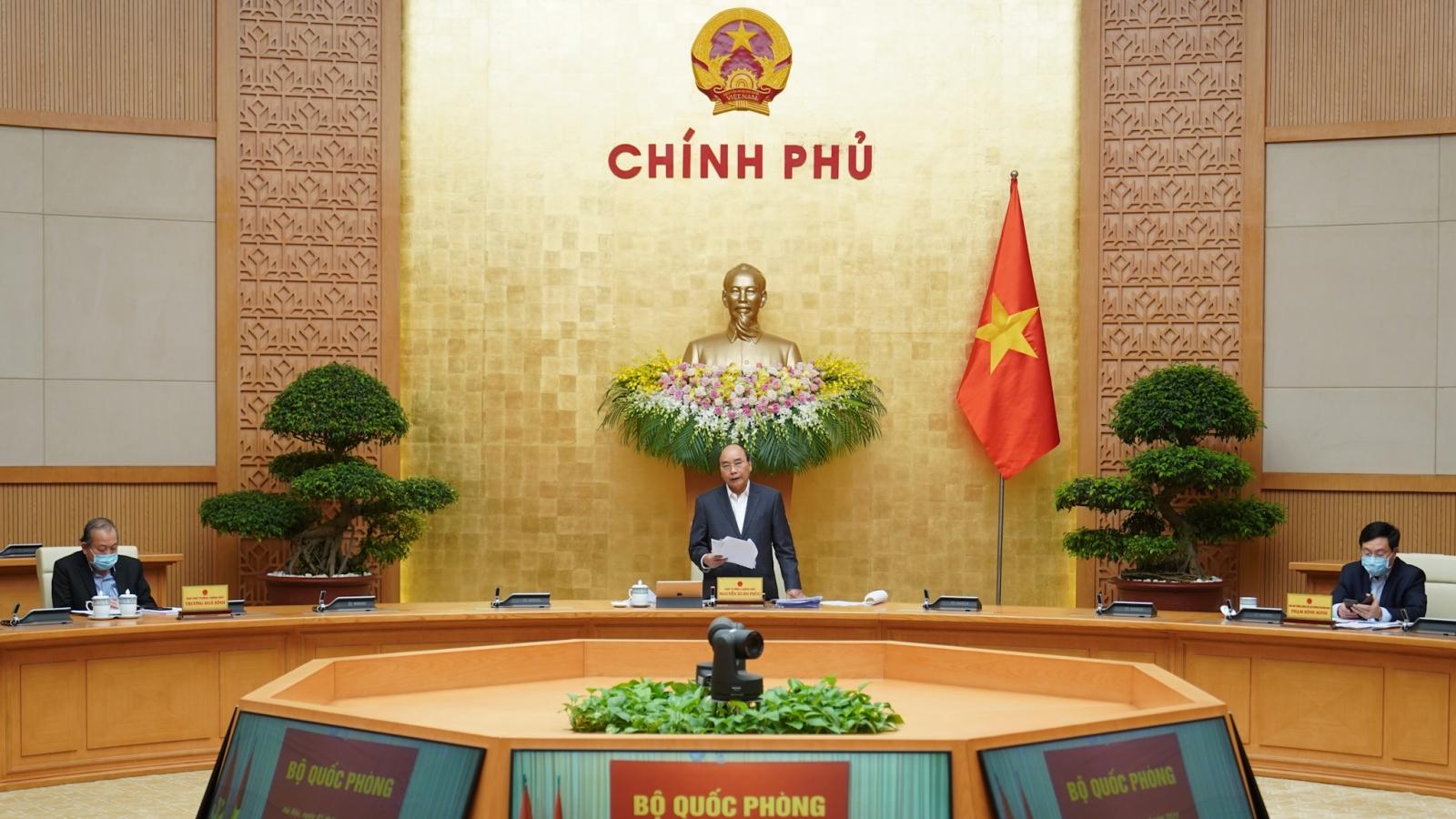 Thủ tướng Nguyễn Xuân Phúc: Phải thúc đẩy vai trò đổi mới sáng tạo của kinh tế tư nhân