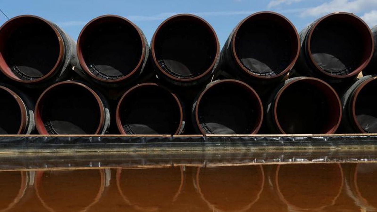 """Mỹ khẳng định sẽ trừng phạt dự án """"Dòng chảy phương Bắc 2"""" nếu cần thiết"""