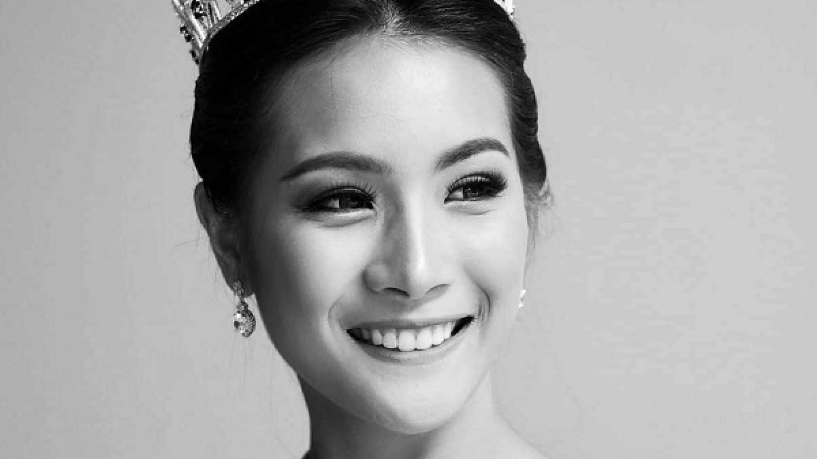 Tai nạn xe hơi, Á hậu Thái Lan tử vong ở tuổi 22