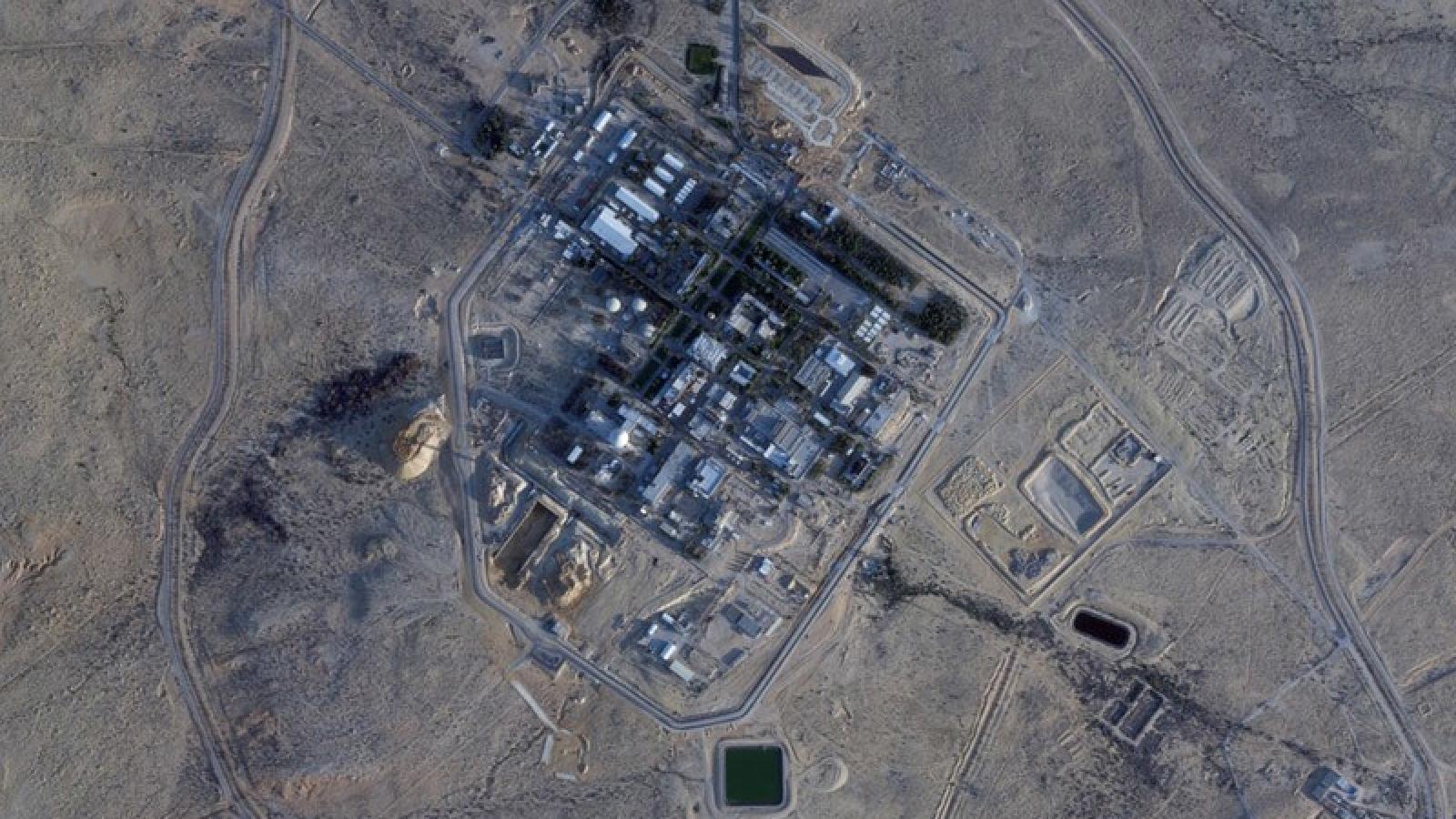 Động thái khả nghi của Israel tại cơ sở hạt nhân bí mật Dimona