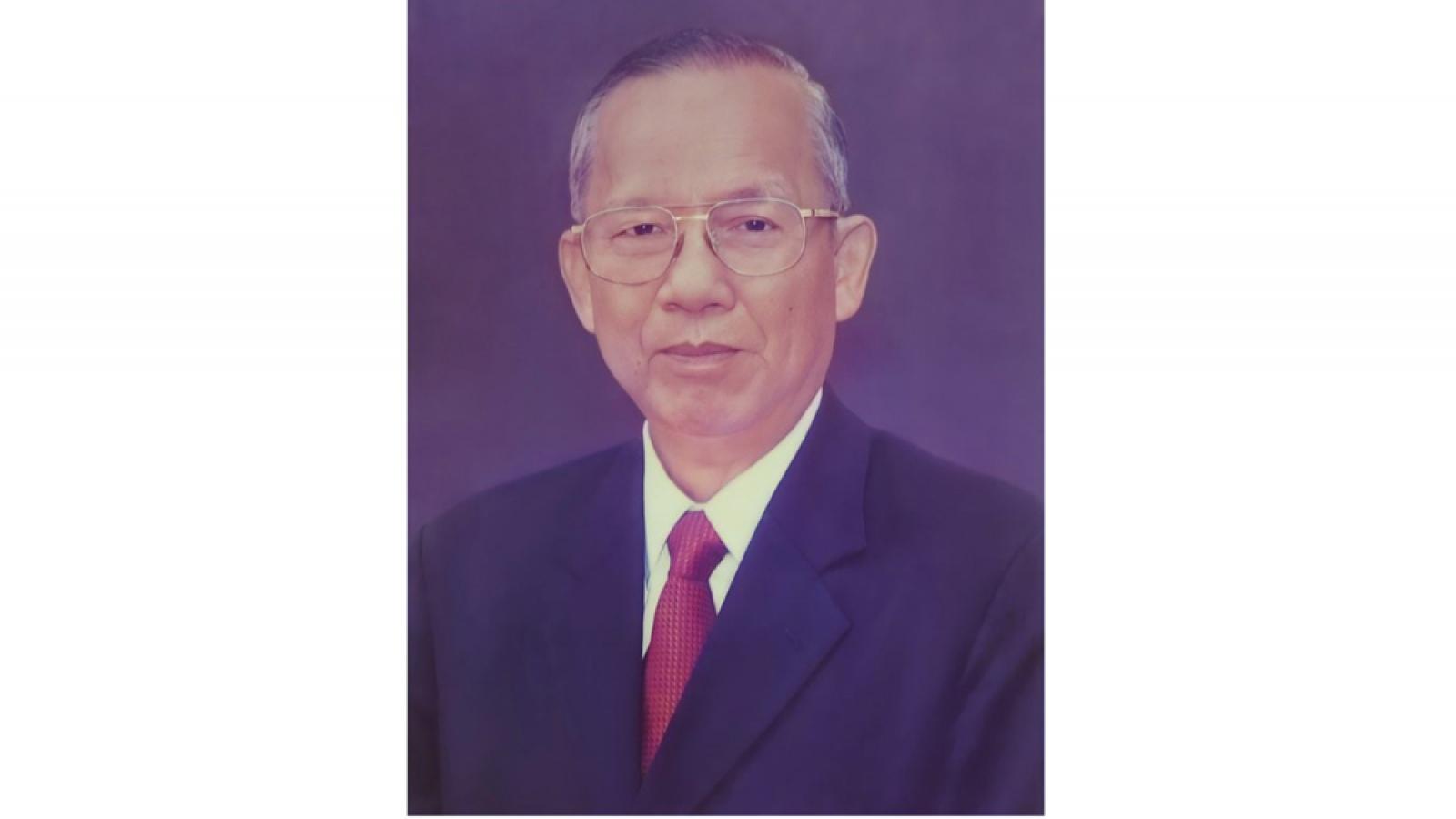 Tin buồn: Nguyên Phó Thủ tướng Trương Vĩnh Trọng từ trần