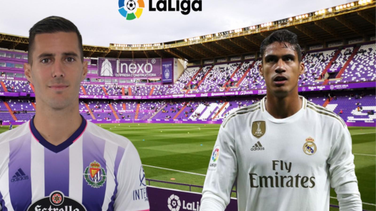 Dự đoán kết quả, đội hình xuất phát trận Valladolid vs Real Madrid