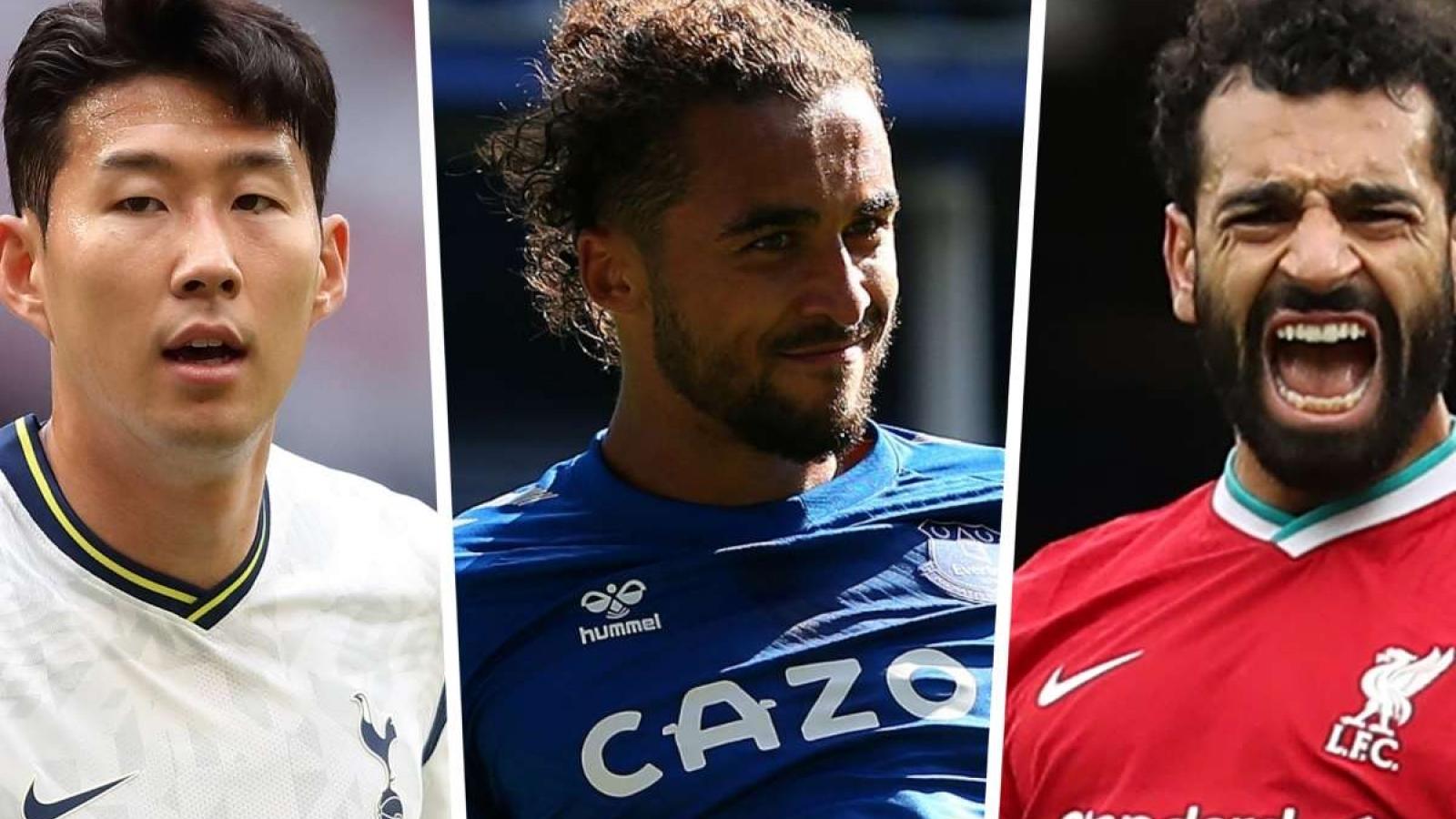 Vua phá lưới Ngoại hạng Anh 2020/2021: Salah giữ ngôi đầu