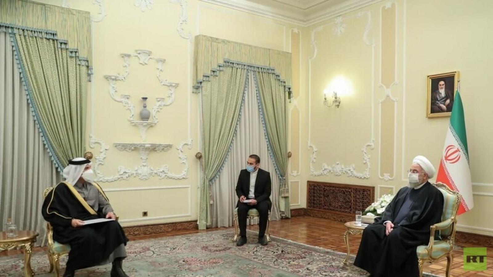 Qatar làm trung gian hòa giải giữa Mỹ và Iran