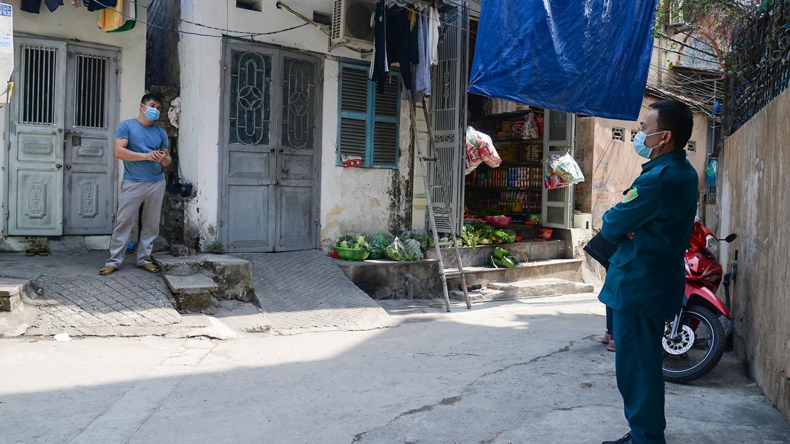 Quảng Ninh: Khai báo y tế toàn dân, cộng đồng chung tay chống dịch