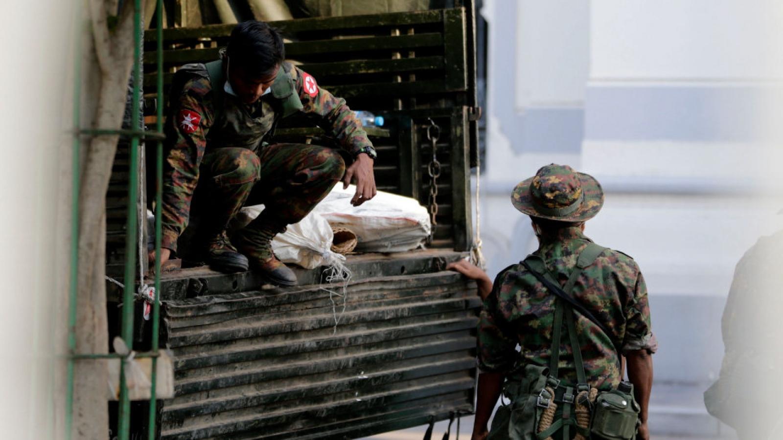 Ngoại trưởng Trung Quốc, Brunei và Indonesia điện đàm về tình hình tại Myanmar
