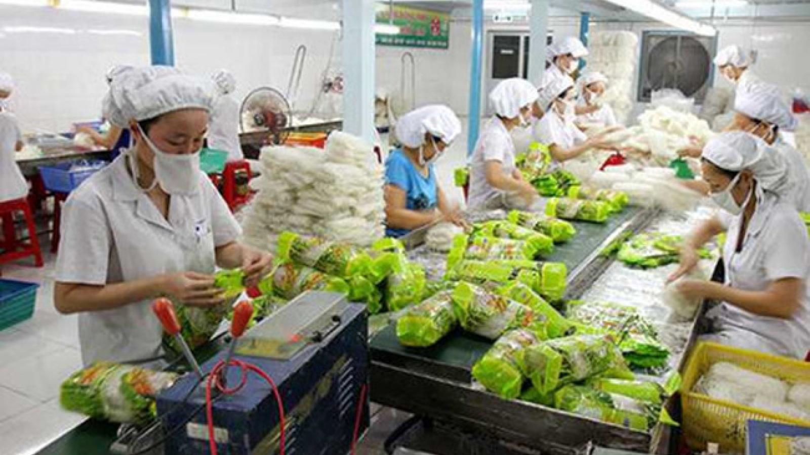 Australia increases imports of Vietnamese processed fruit, vegetables