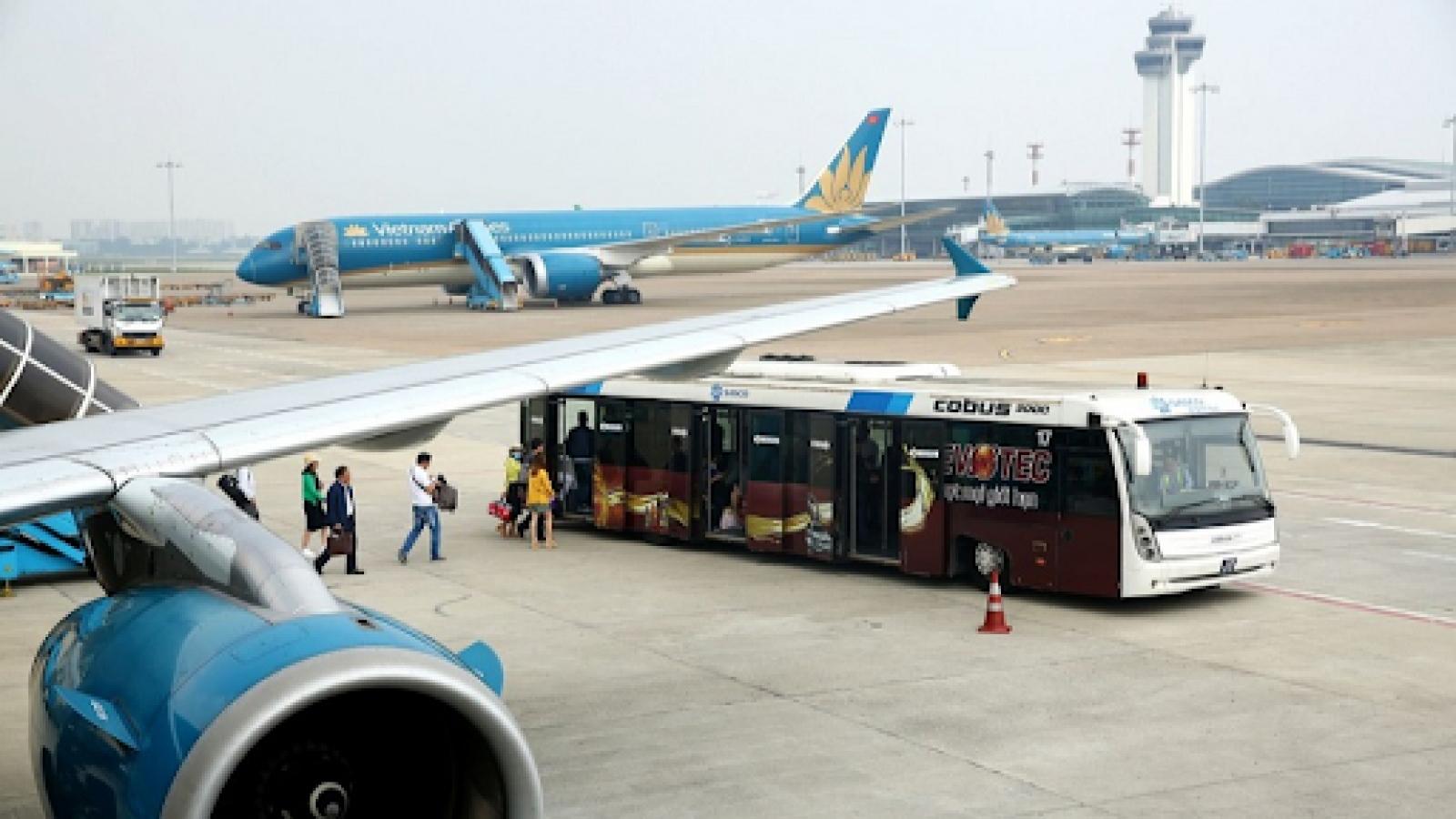Cho phép điều chỉnh quy hoạch Cảng hàng không quốc tế Tân Sơn Nhất