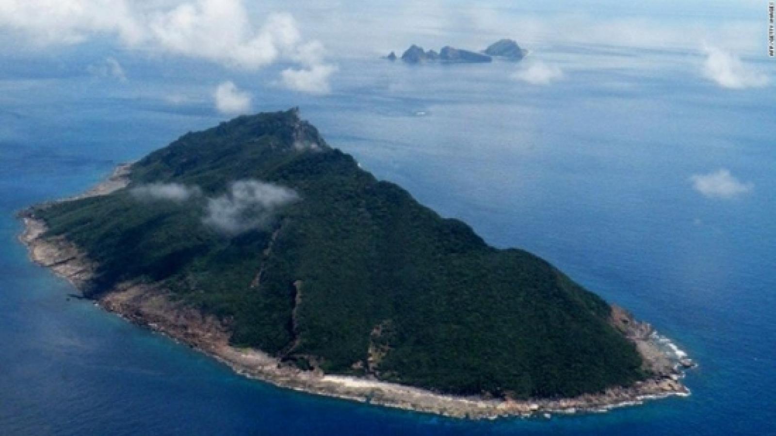 Lầu Năm Góc tuyên bố ủng hộ Nhật Bản về vấn đề quần đảo tranh chấp với Trung Quốc