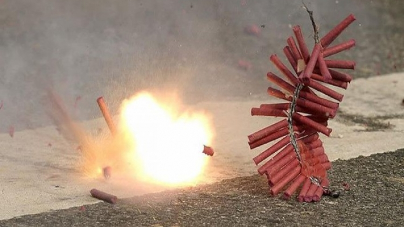 Liên tiếp tainạn thương tâmdo pháo nổtrong những ngày Tết Nguyên đán