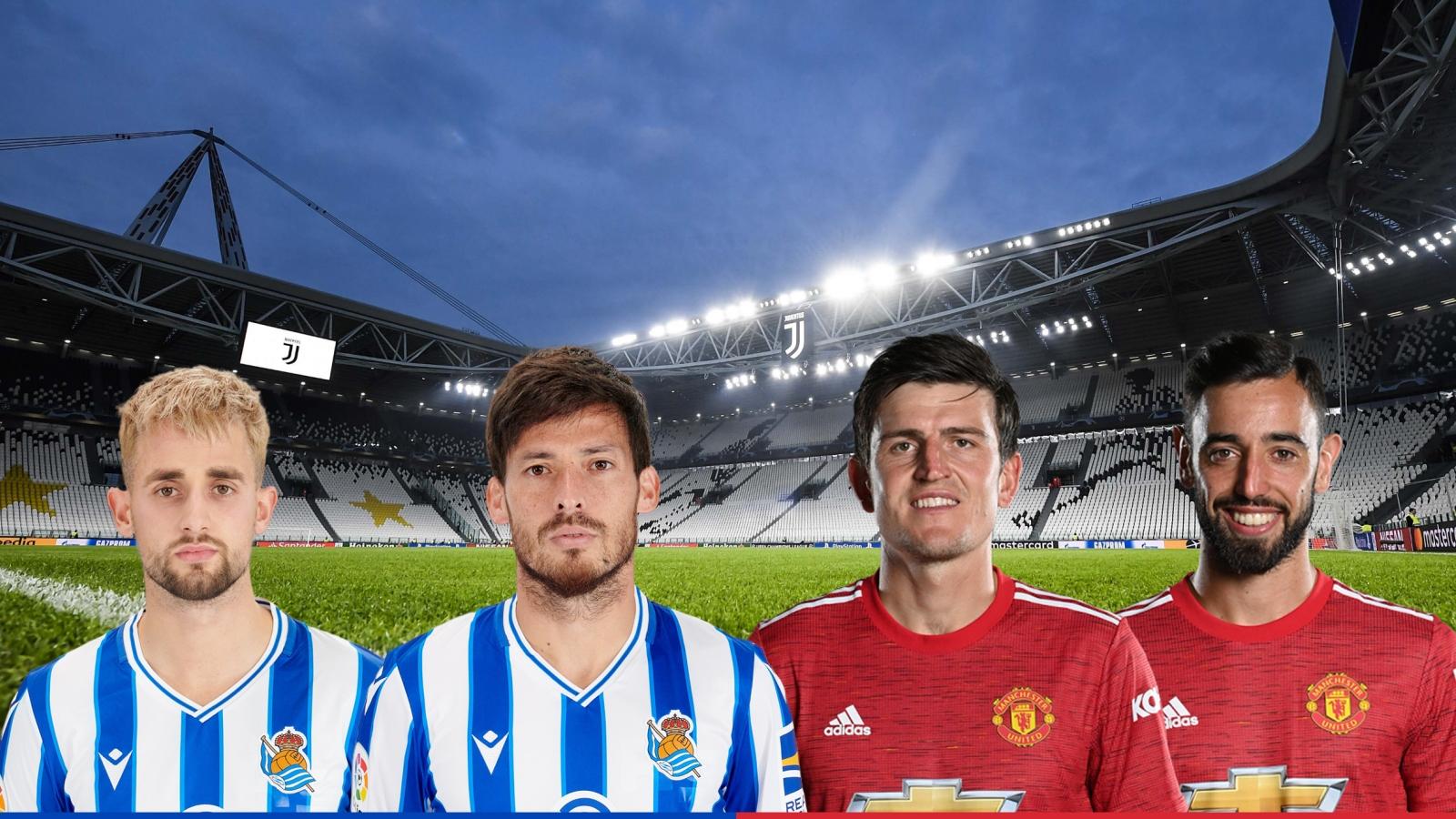 Dự đoán tỷ số, đội hình xuất phát trận Sociedad - MU