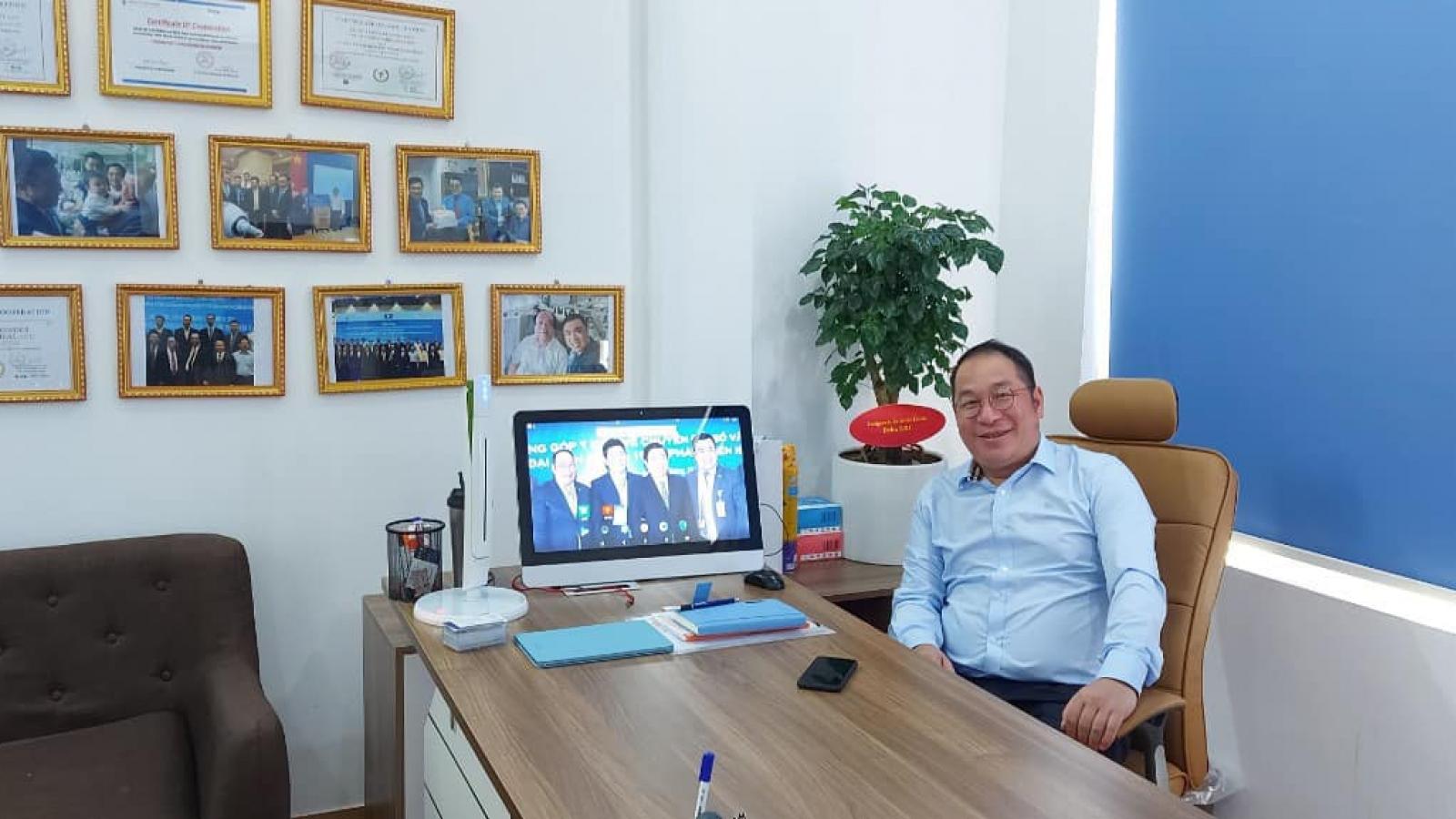 Mr. Steve Bùi: Năm 2020 tôi được trải nghiệm và hiểu hơn về văn hóa Việt Nam
