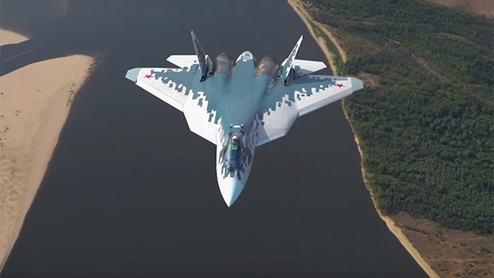 Nga nhận nhiều đề nghị mua Su-57E từ khách hàng nước ngoài